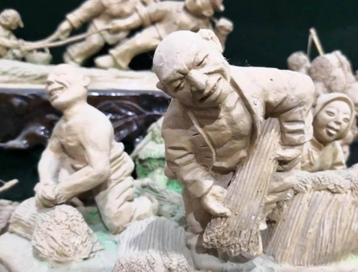 武安发现载有大地震史实的清朝记事碑