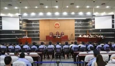 最高死刑!邯郸一黑社会组织曾残害群众致死、在邯郸多家医院滋事…省法院公开宣判!