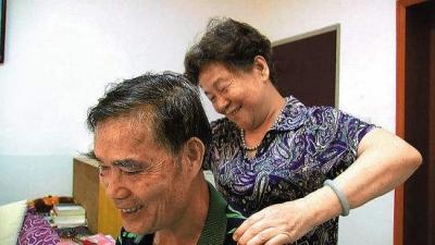 邱县香城固镇东临河村李玉枝:40年照顾聋哑大伯哥