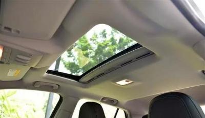 汽车天窗在这7个时候超好用,不用太浪费!