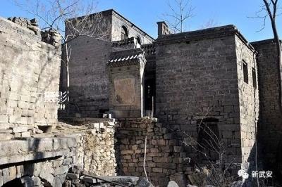 """武安""""中国传统古村落""""—没口峪村"""