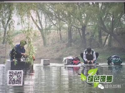 小桥流水 张李庄