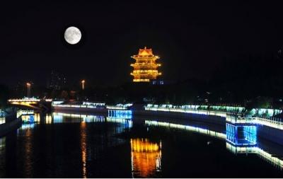 河北11个最美赏月地,你最钟情哪一个?