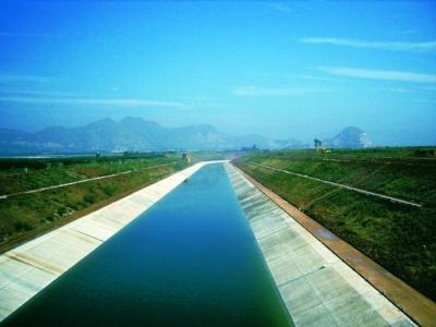 磁县主城区居民全部用上长江水