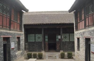 磁县古村落—偏城村