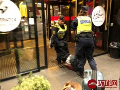 严正交涉!中国游客遭瑞典警察粗暴对待被扔墓地