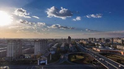 9月份河北省空气质量状况排名公布