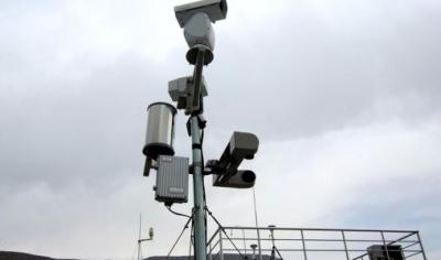 大名县建成大气自动在线监测系统78套