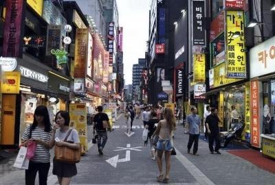 """中国赴韩游客数大不如前,韩专家:别只拿人当""""摇钱树"""""""