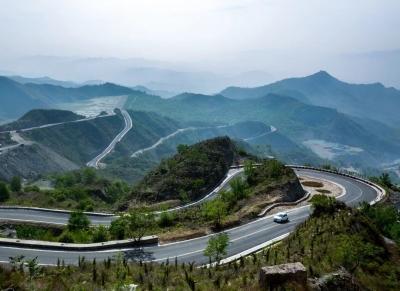 邯郸:建设四好农村路 编织乡村振兴梦