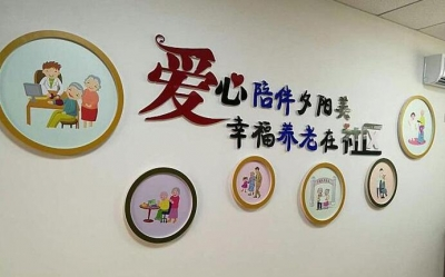 河北省建成社区日间照料中心2263个