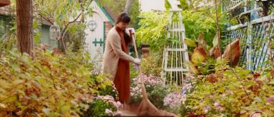清华理工男的浪漫:送太太700m?花园