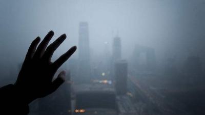 中国遭遇入秋以来最重空气污染过程