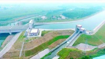 南水北调中线一期工程2018供水年度河北省引用江水22.3亿立方米
