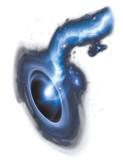 """霍金""""复活"""",给黑洞选了个""""泄密者"""""""