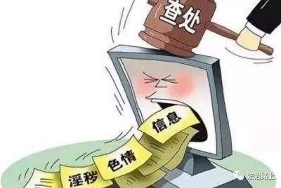 馆陶县公安局侦破一起利用网站传播淫秽物品牟利案