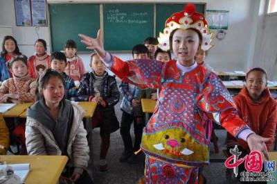 """邯郸肥乡学校:从""""危房""""到""""样板间"""""""