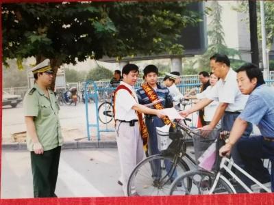 改革开放40年 重温邯郸的交通变化
