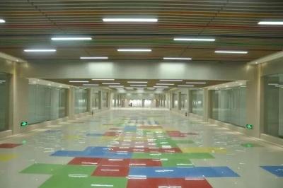 邯郸高铁站到客运中心站地下通道即将启用