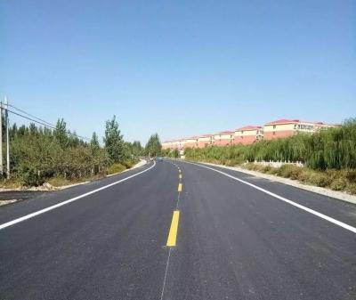 邯大高速成安连接线全线贯通