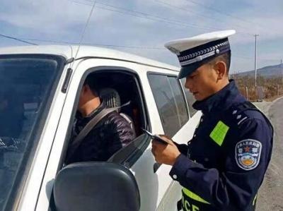 11月 河北查处机动车交通违法300万余起
