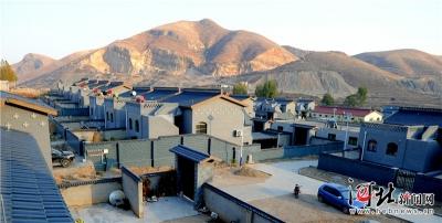 河北27个县(市)提前完成年度易地扶贫搬迁任务