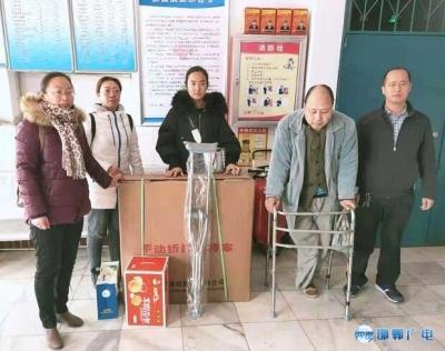 """邯郸市常兴里社区:困难群众的""""悄悄话""""兑现了"""