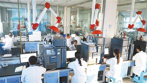 邯郸:科技当引擎 产业加速度