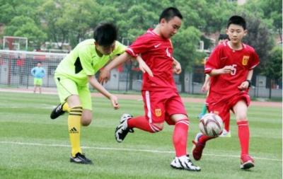邯郸成为全国青少年校园足球改革试验区
