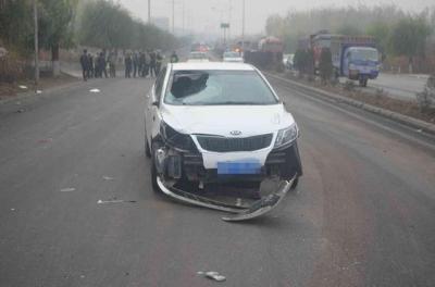 邯郸公布10起典型交通事故案例 提醒司机守法行车