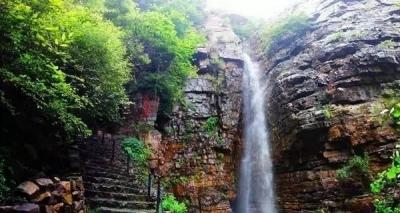 惊艳!原生态景区武安十六沟 奇山、奇石、奇水、奇建筑