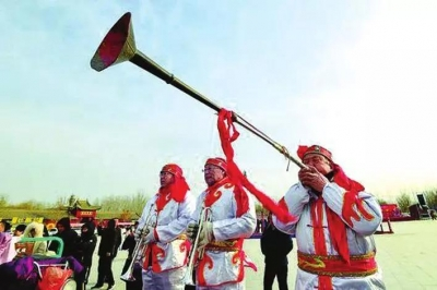【我们的节日·春节】邯郸:文化大集年味浓