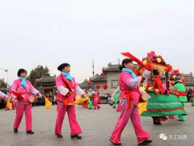 邯郸文化大集年味浓,赶文化大集,过文化春节