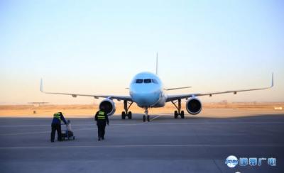 【美丽河北 e起过年】创历年同期新高!春节黄金周 邯郸机场旅客吞吐量达1.44万人次