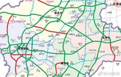 京德等高速公路今年将开建 新元高速改扩建段年内建成
