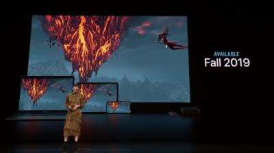 苹果公布Apple Arcade游戏服务:100+独占游戏