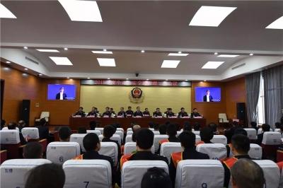 市交警支队召开2019年全市交管工作会议
