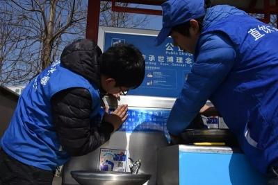 好消息!邯郸50台公益直饮机明天起恢复使用!