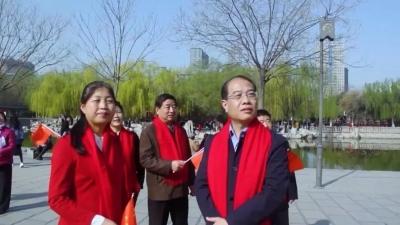 快闪《我和我的祖国》,邯郸文化广电和旅游局喜迎祖国七十华诞!