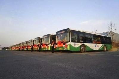 邯郸这条线路试运行早班、夜班车,速来围观!