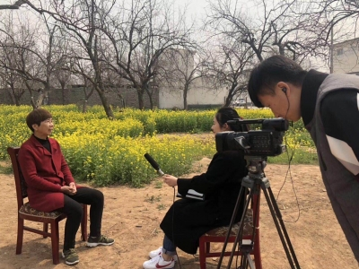 """""""巾帼不让须眉 追梦不负芳华""""邯郸市最美女性系列展播——梁彩民"""