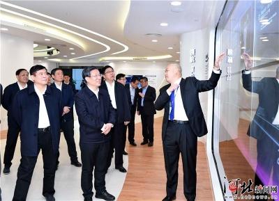 王东峰在廊坊市调研检查:全面加快临空经济区规划建设步伐 扎实推动创新发展绿色发展高质量发展