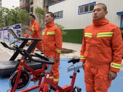 河北省消防总队冬训总结表彰 暨全员岗位大练兵动员部署会在邯郸召开