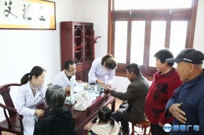 河北省首家血糖控制中心在館陶正式運營