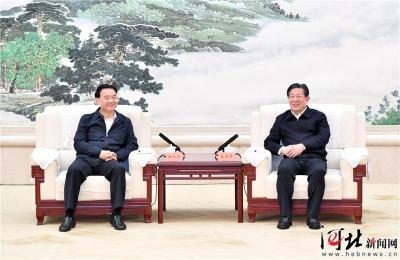 王东峰与国务院安委会第三考核巡查组举行工作座谈