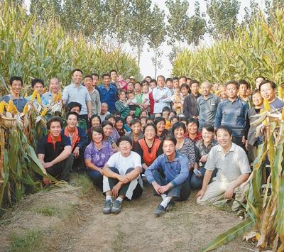 46年,从盐碱地到米粮川——来自河北曲周县的蹲点调研