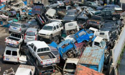 国务院公布《报废机动车回收管理办法》6月1日起实施