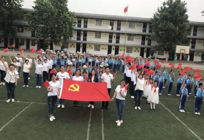邯郸市南苏曹小学:红色文化引领 红色基因传承