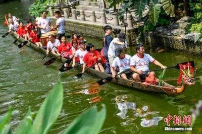 端午节临近!文旅部提醒游客:涉水活动量力而行