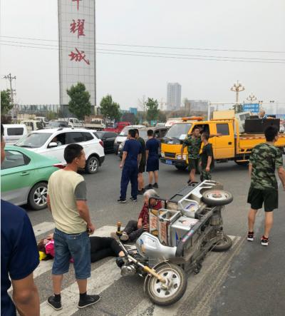 邯广V视|邯郸:没有警铃响起的救援
